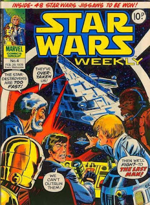Marvel UK, Star Wars Weekly #4