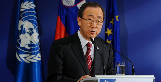 Secretaria General de la ONU y Derecho Internacional