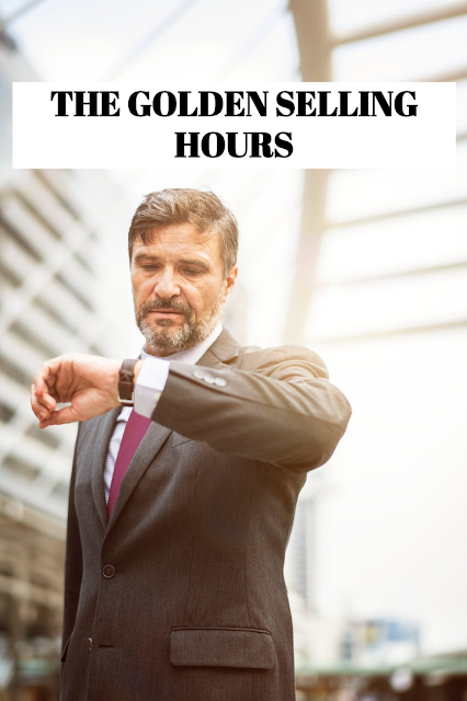 If your calls are constantly being blocked by secretaries or receptionists, change your tactics. The best times to reach an executive are before 0830 hours in the morning and after 1730 hours. Most are at their desk early in the morning and leave late. Support staff generally only work from 0900 to 1700 hours. When in doubt, call the main number until you don't get a receptionist.