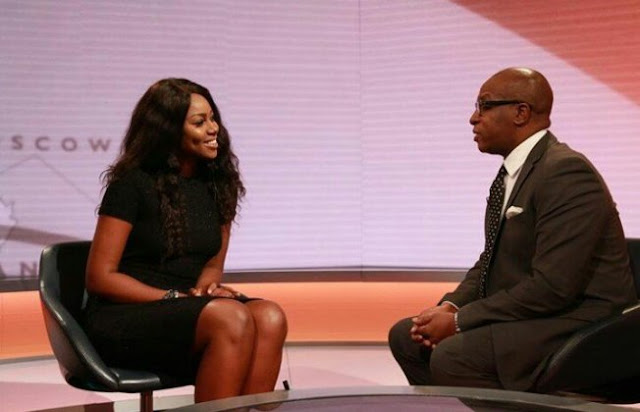 I may go into politics – Yvonne Nelson tells BBC