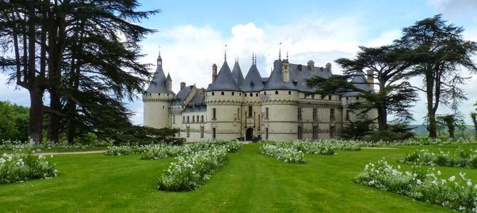 Château de Chaumont-Sur-Loire.