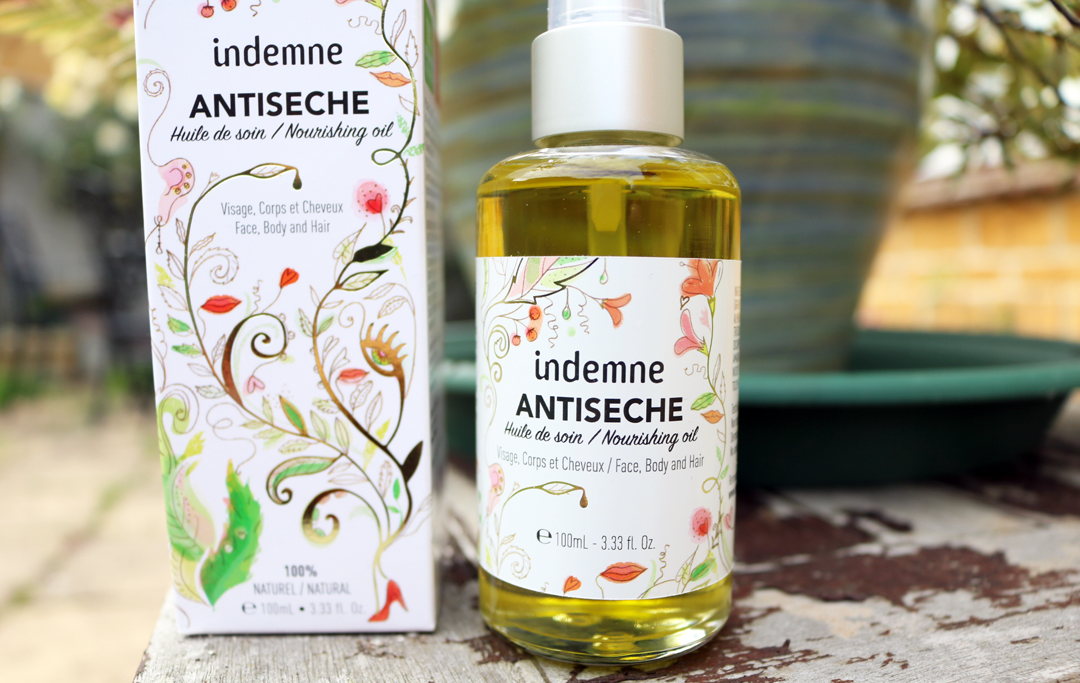 Currently Loving: Indemne Nourishing Oil AKA The Best Multi-Tasking Beauty Oil Ever