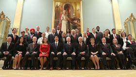 Trudeau cabinet, 2015