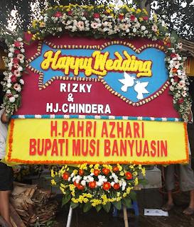 Toko Bunga jatiasih - Happy Wedding