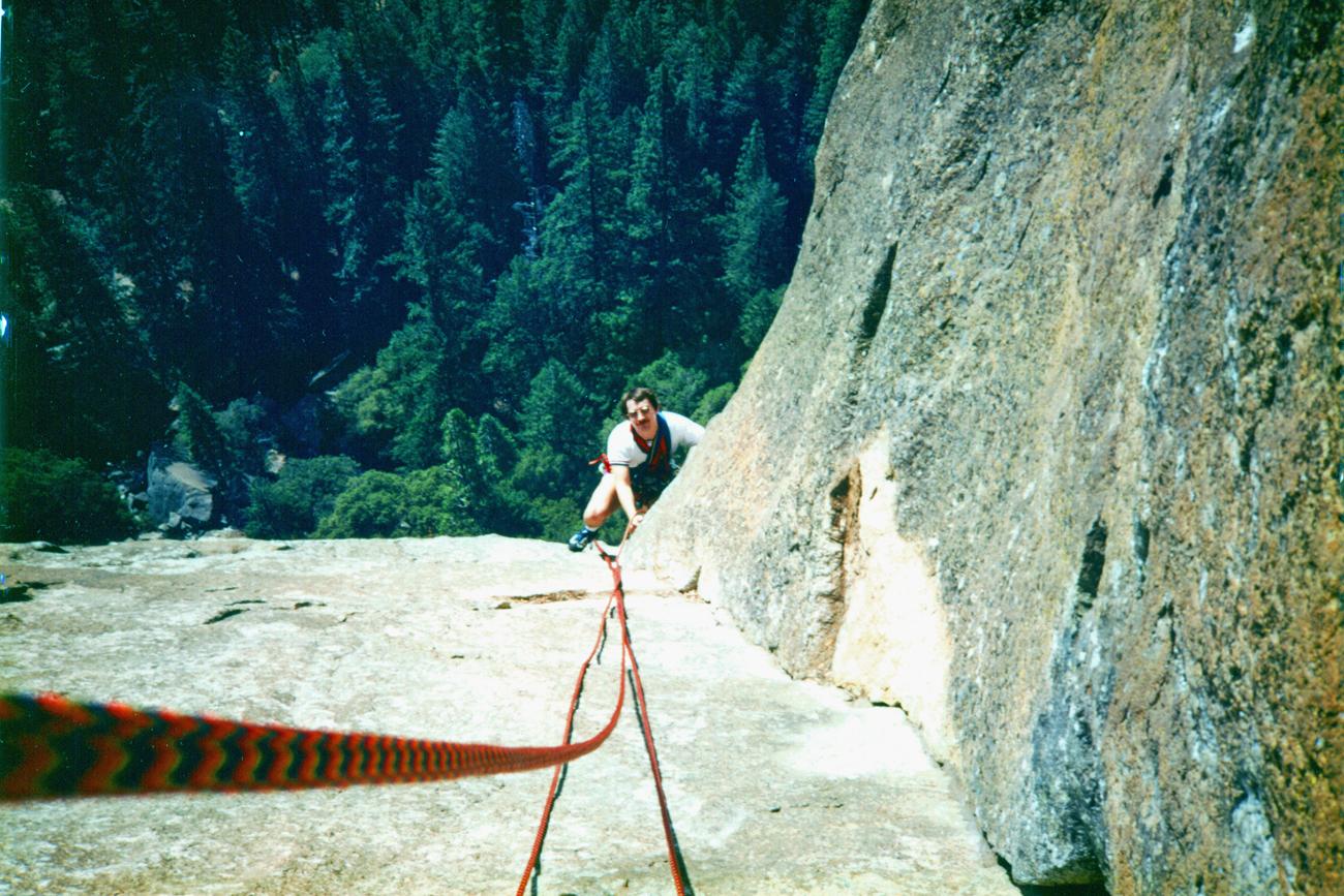 FisherDad: Early Climbing / Mountaineering Adventures