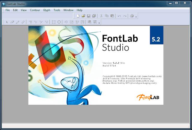 FontLab Studio 5.2 For Windows Crack