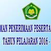 Pedoman Penerimaan Peserta Didik Baru Madrasah Tahun Pelajaran 2016/2017