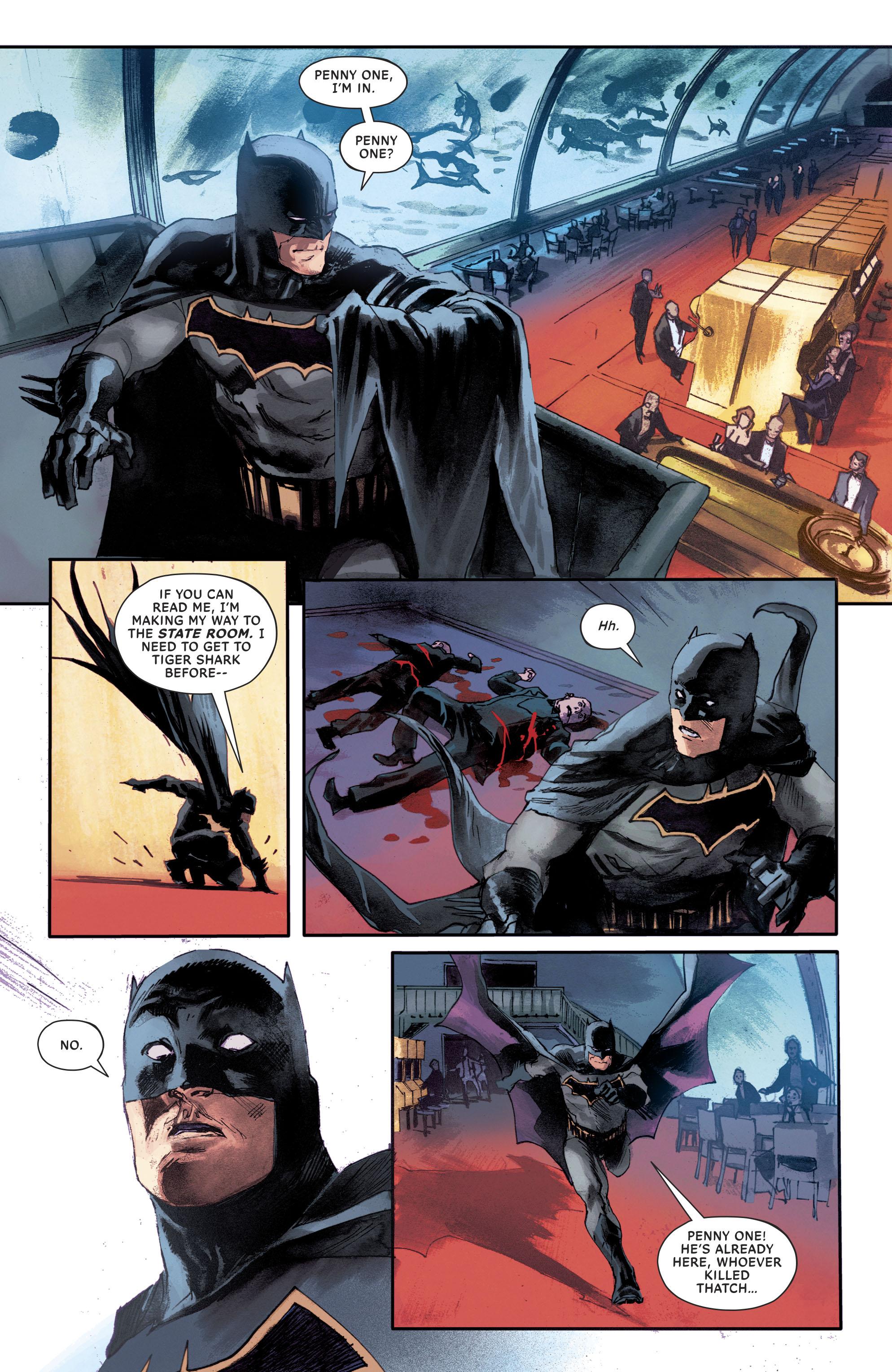 Read online All-Star Batman comic -  Issue #11 - 20