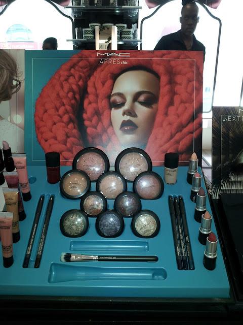 M.A.C Apres Chic, December 2012 - www.modenmakeup.com