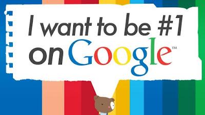 sangatlah penting diterapkan bagi semua kalangan blogger 3 Tutorial Menaikan Peringkat Blog di Google dengan Mudah