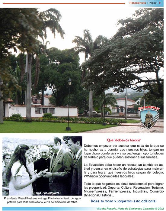 Pensando en una reingeniería para Villa del Rosario | Rosarienses, Villa del Rosario