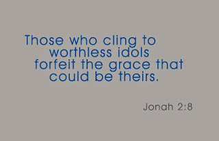 Image result for Jonah 2:8