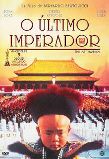 O Último Imperador - DVDRip Dual Áudio