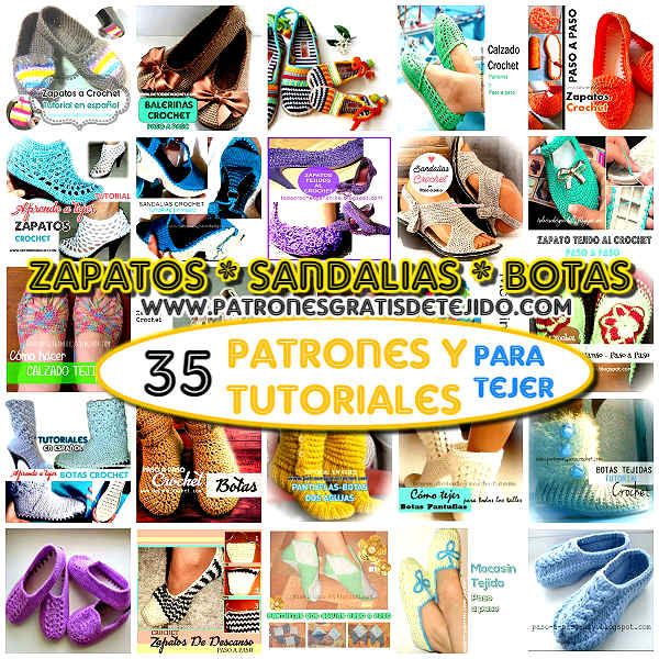 botas-crochet-tutoriales