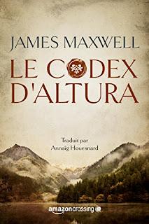 Le Codex D'Altura (La Saga Des Eternels T. 1) PDF