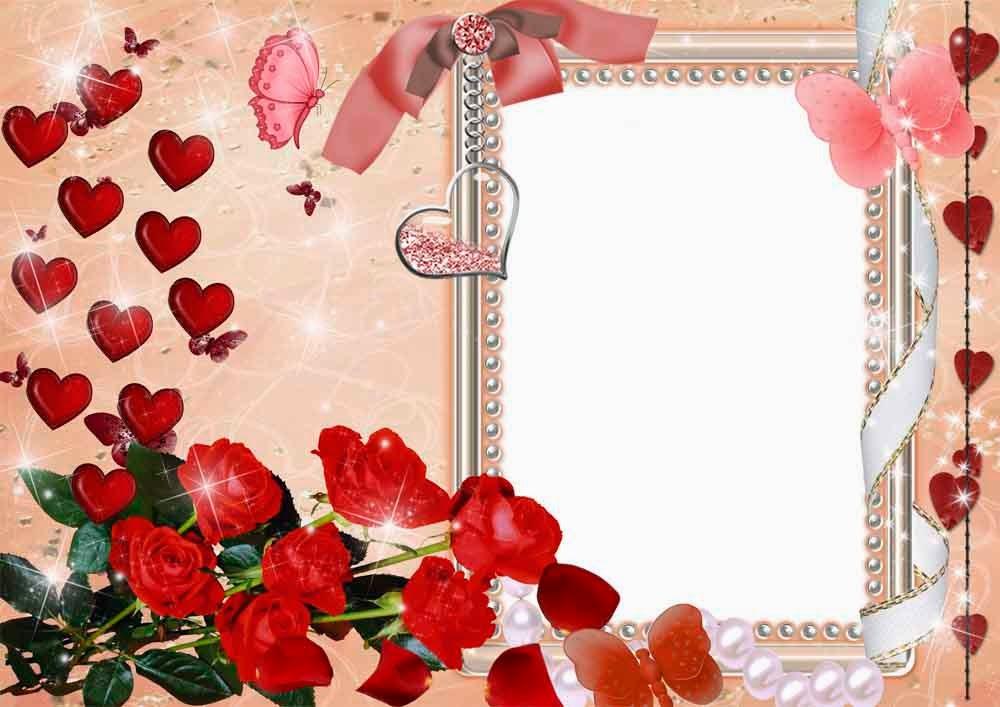 Picture Frame Love Wallpaper: Your Blog Description
