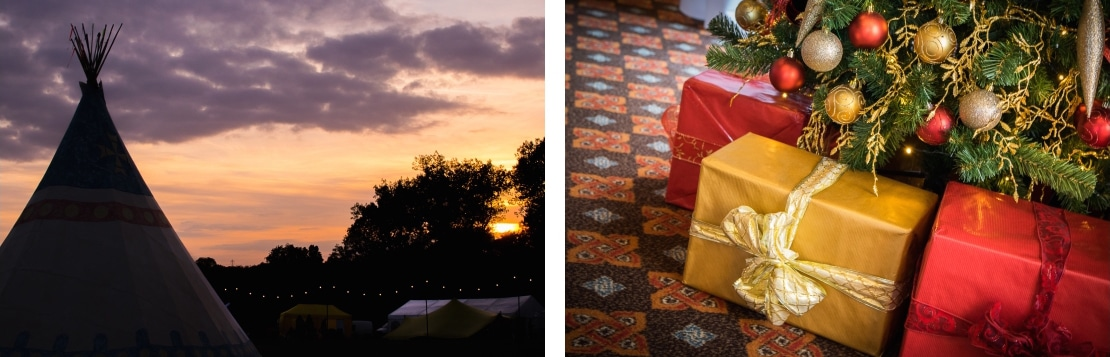 Blogstock, Celtic Manor at Christmas