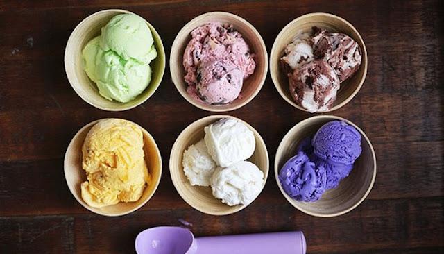 unique ice cream flavors