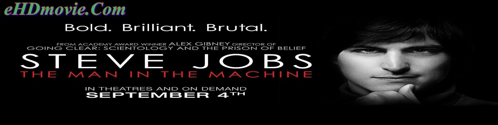 Steve Jobs 2015 Full Movie English 720p - 480p ORG BRRip 400MB - 800MB ESubs Free Download