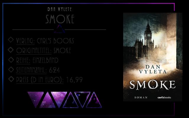 [Rezension] Smoke - Dan Vyleta