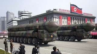 German intelligence service: North Korea missiles capable of reaching Germany and Central Europe