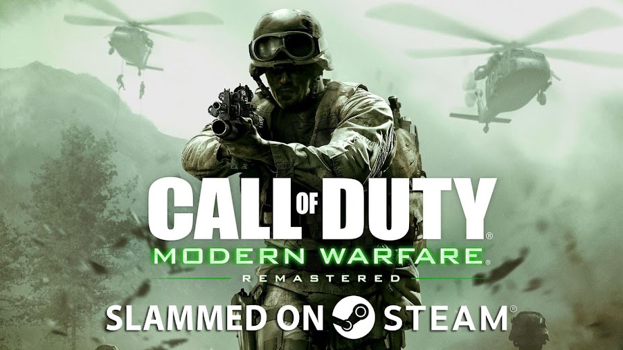 call of duty modern warfare remastered steam