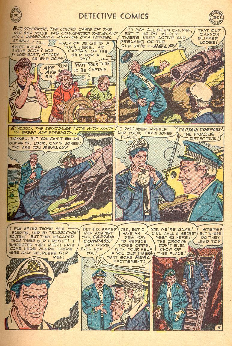 Read online Detective Comics (1937) comic -  Issue #214 - 19