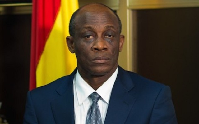 Terkper leads finance team in London, NY to issue Eurobond