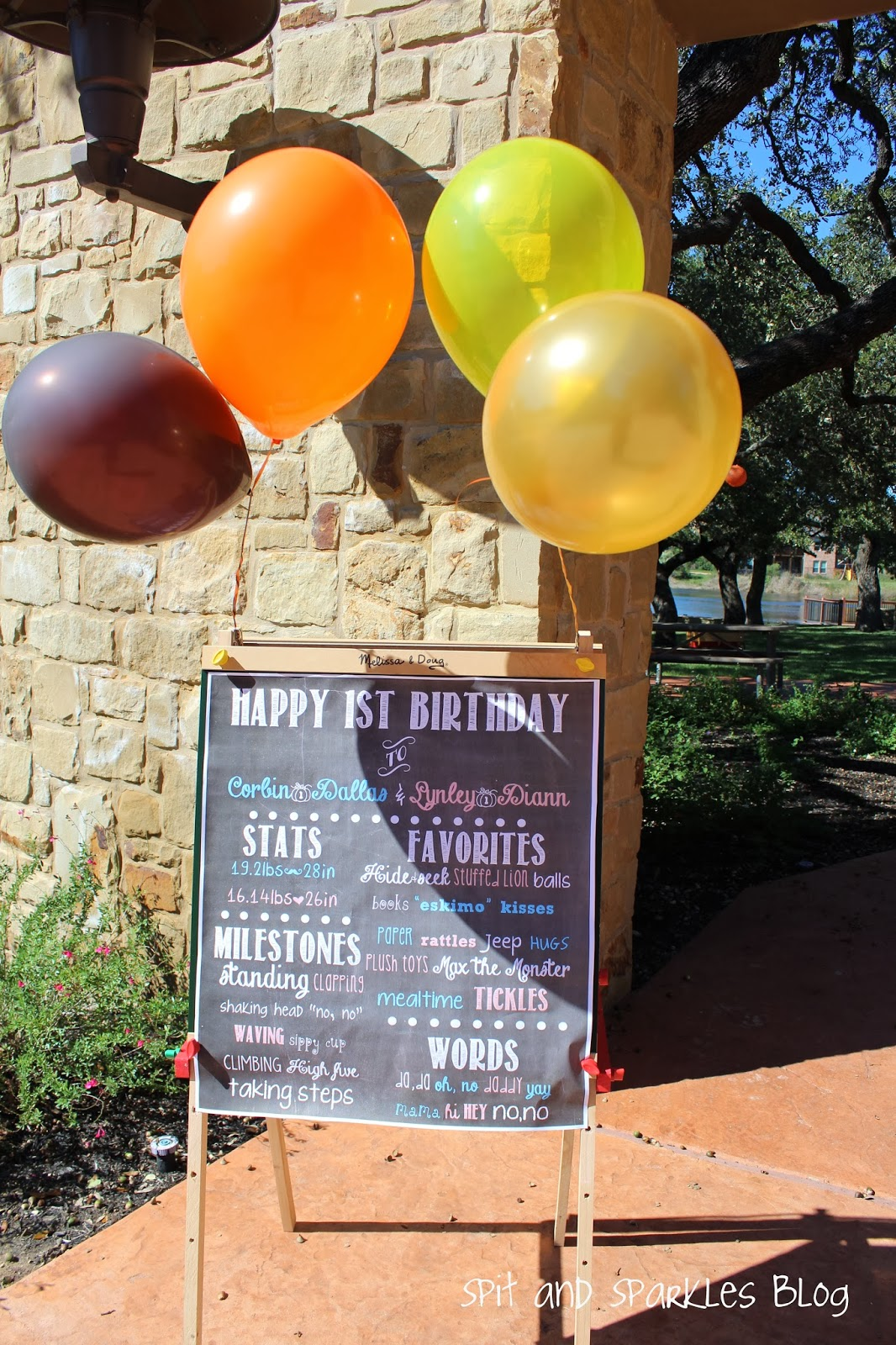 A clever way to display your child's accomplishments! #birthdaydecor #partyideas