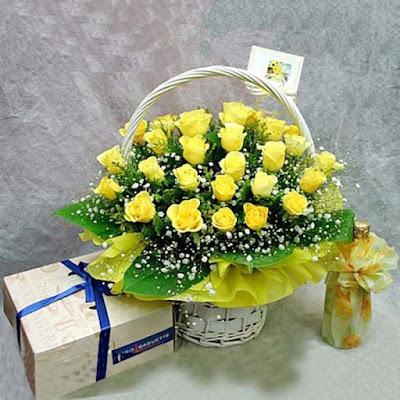 30 bó hoa sinh nhật đẹp tặng bạn Ý NGHĨA 4