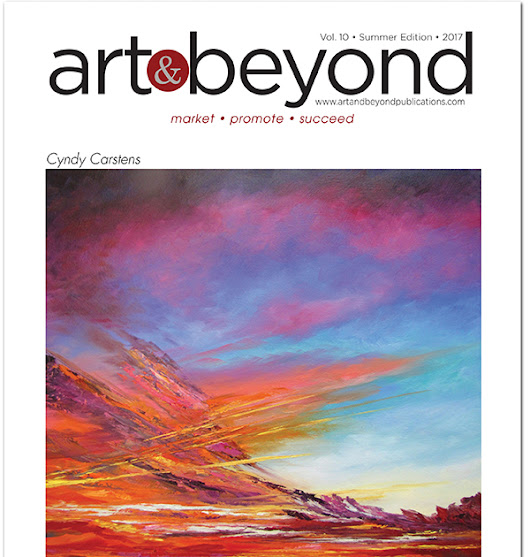 Market. Promote. Succeed. Art & Beyond Magazine