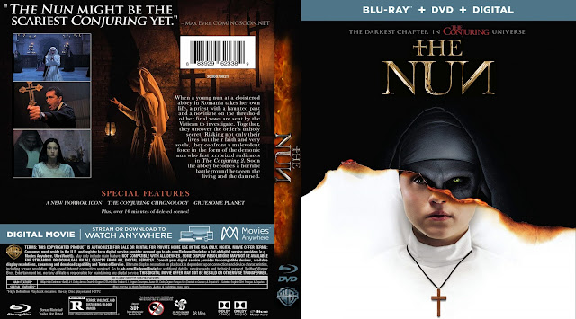 The Nun Bluray