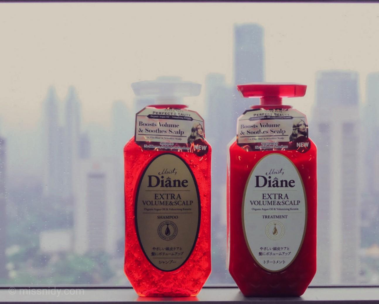 di mana beli shampoo moist diane