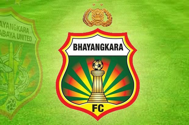 Bhayangkara FC mendapat tiga poin