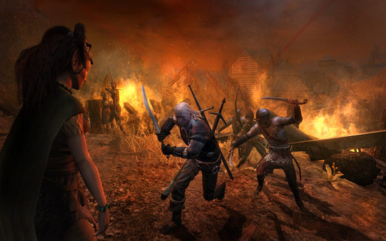The Witcher Enhanced Edition Director's Cut Free For PC
