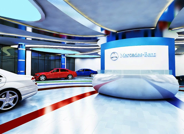 Mercedes - Uzbekistan