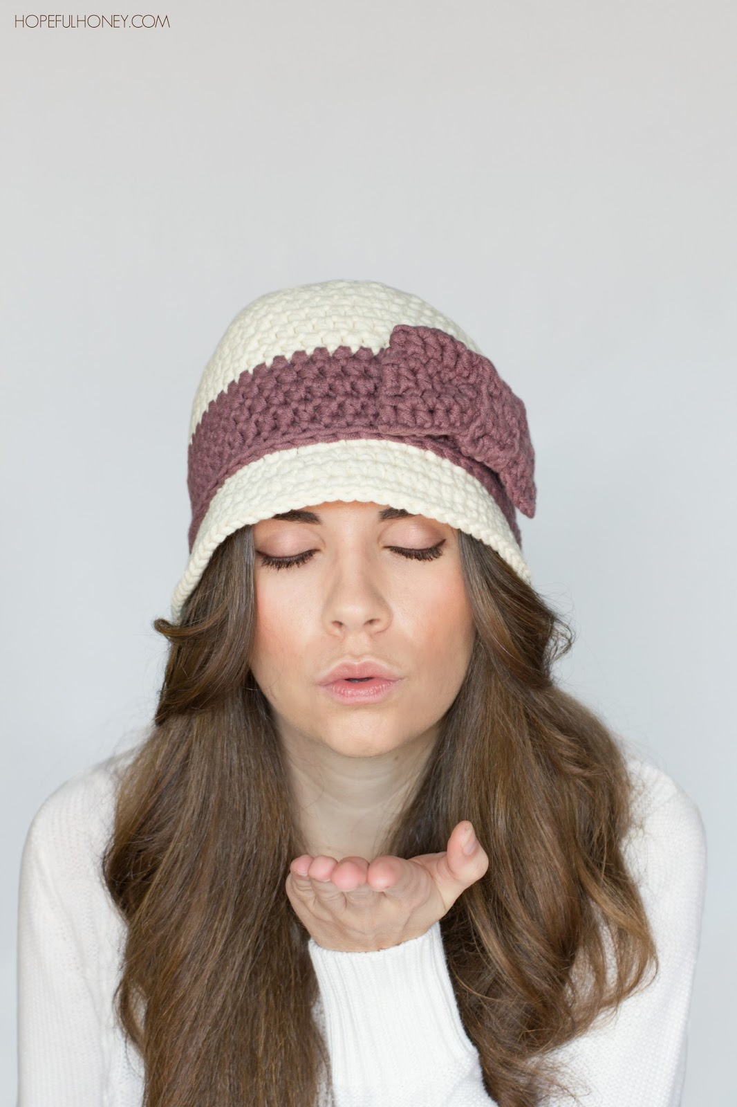 Crochet Hat Patterns Downton Abbey ~ manet for .