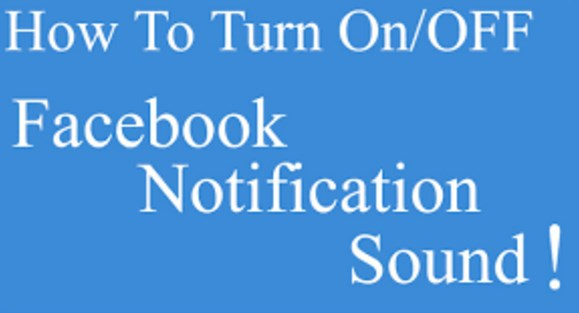 turn off facebook messenger notification sound iphone