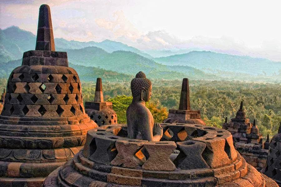 wisata favorit Indonesia