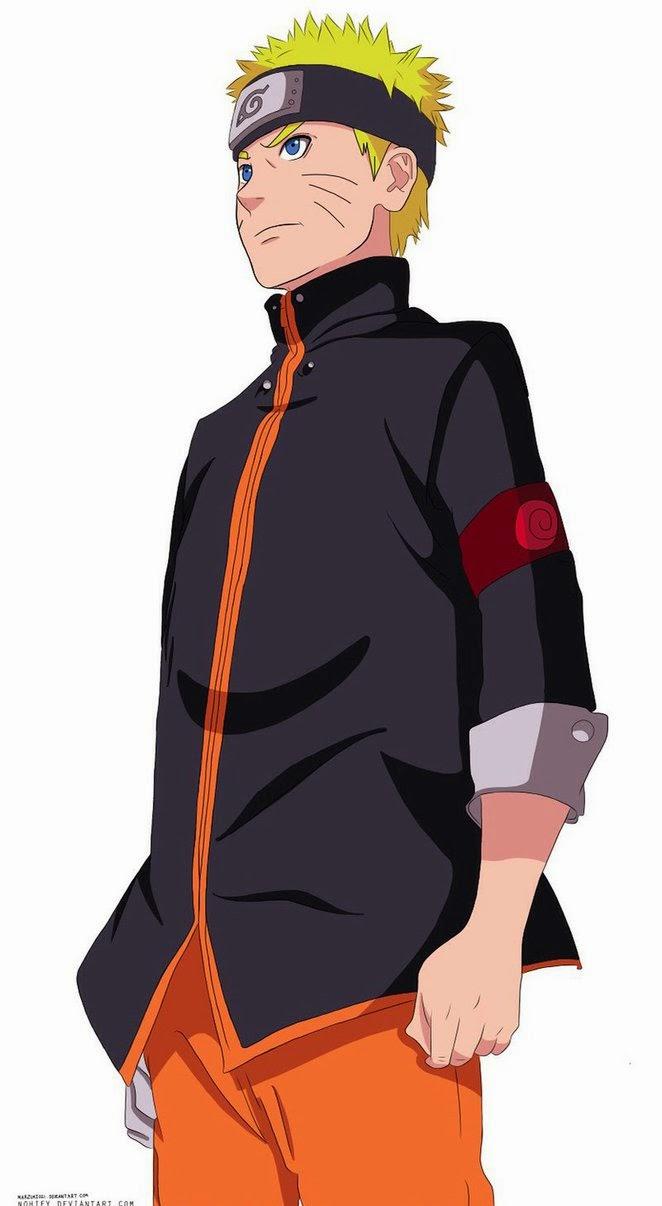 Kumpulan Foto Naruto Uzumaki Terbaru