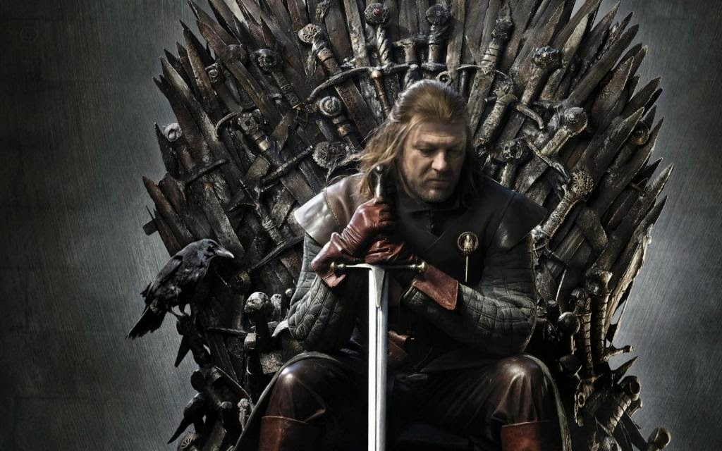 Eddard Stark, aka Ned, Games of Thrones, Played by Sean Bean, HBO TV Series