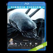 Alien Covenant (2017) BRRip 720p Audio Dual Latino-Ingles