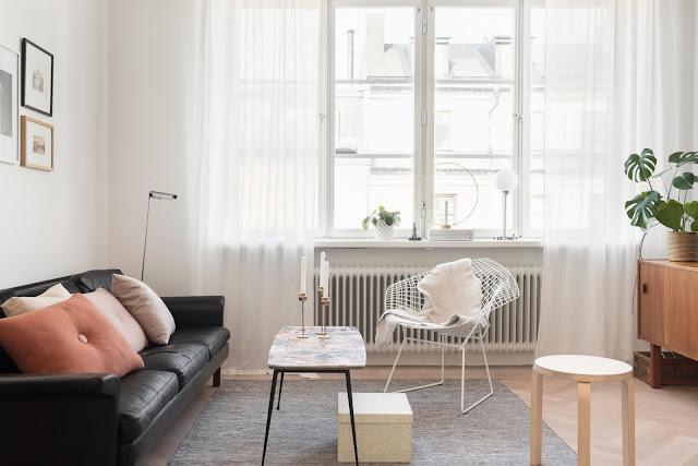 Un romantico appartamento a Stoccolma