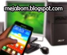 Cara Remote PC dengan Android Via Wifi Tanpa Internet