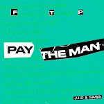 Foster the People, J.I.D & Saba - Pay the Man (Remix) - Single Cover
