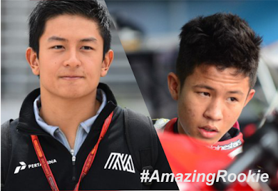 Saat Rookie Rio Finis 17 di F1, Rookie Negara Tetangga Guncang Moto3