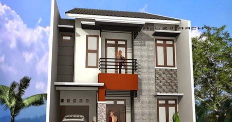 desain rumah sederhana tanpa garasi, inspirasi top!
