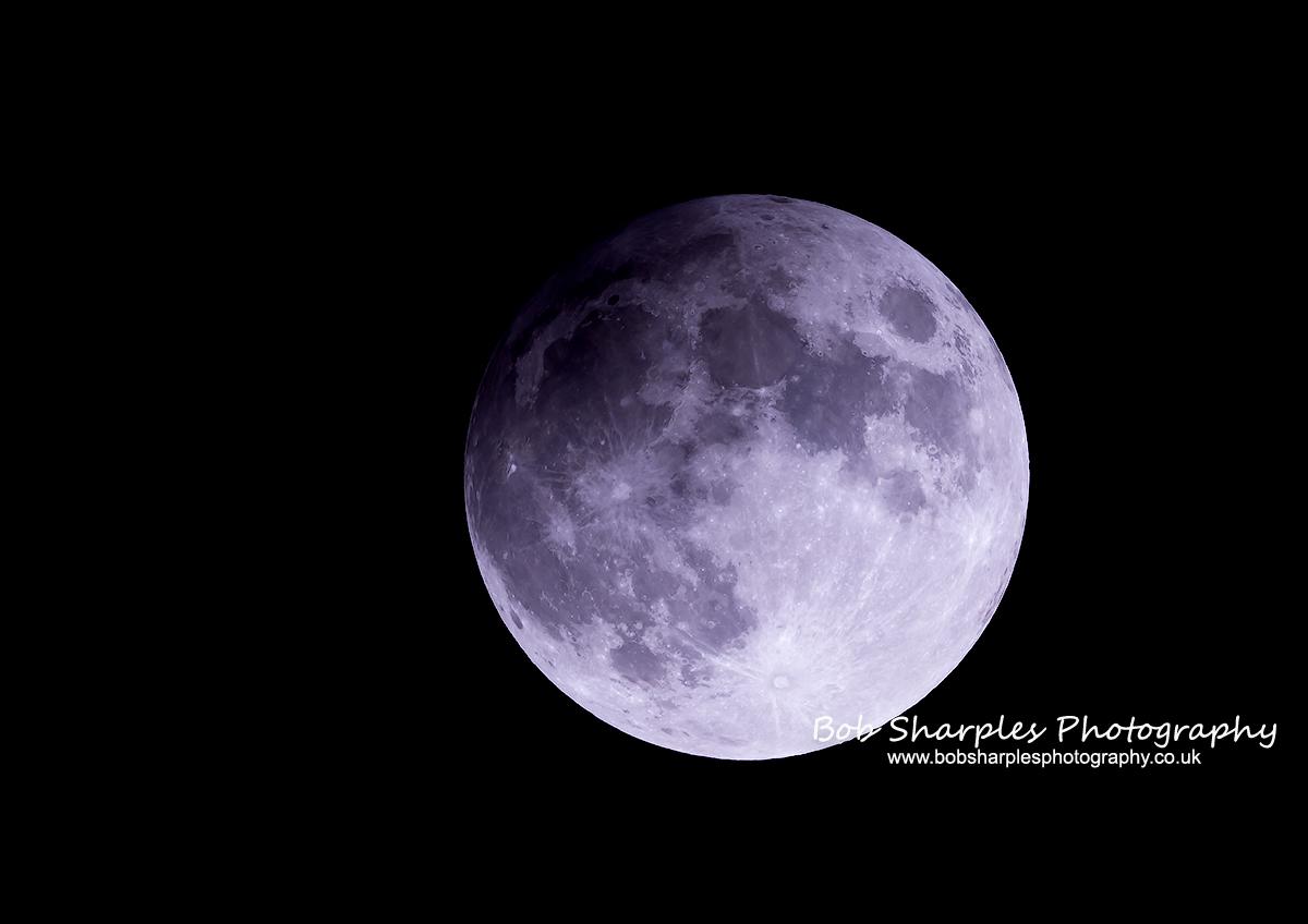 Photography by Bob Sharples: Penumbral Lunar Eclipse