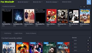 FouMovies free HD movie Download