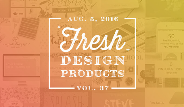 Fresh Design Products Vol. 37
